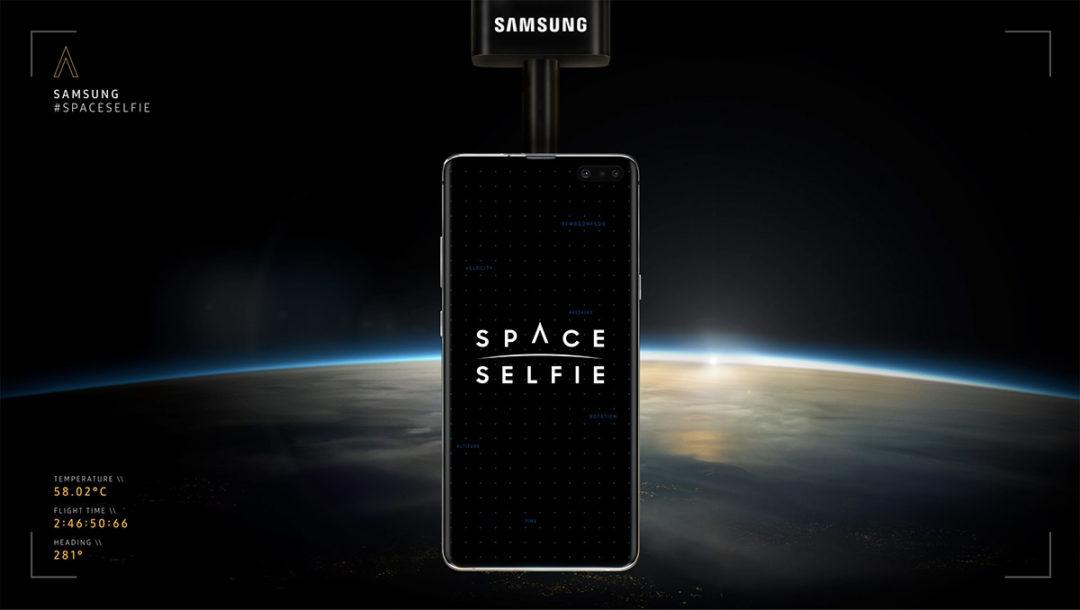 Samsung – SpaceSelfie